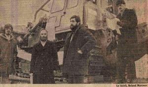 Battures de Beauport 1978-1979