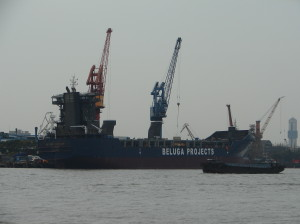 Port de Shanghai