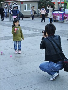 Les générations, en Chine