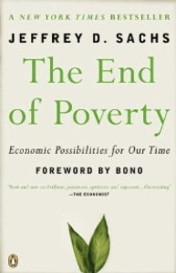 The End of Poverty, Jeffrey Sachs - page titre