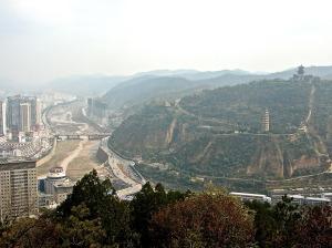 Le Plateau du loess en Chine