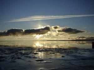 L'aube au creux de l'hiver