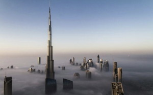 Photo à Google: Dubai la tour la plus haute