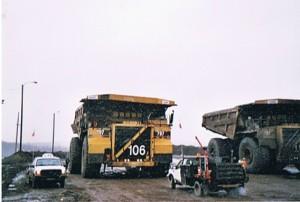 Le transport comporte des incidences différentes dans l'exploitation des sables bitumineux...