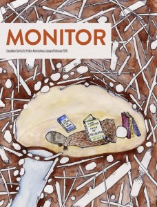 Couverture Monitor