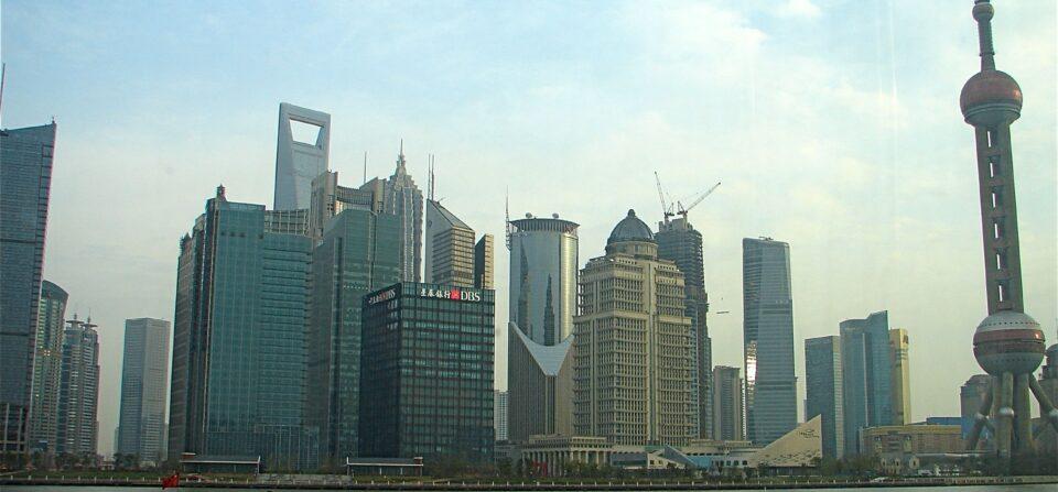 Shanghai, ville modèle?